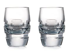 Lincoln Square 2oz Vodka Glass Set Of 2