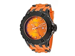 Reserve - Orange Dial / Orange Rubber