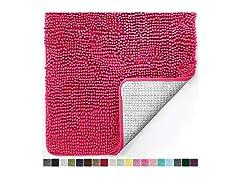 Gorilla Grip Luxury Bathroom Rug Mat