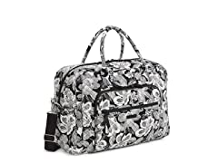 Signature Cotton Weekender Travel Bag