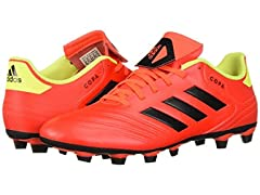 adidas Men's Copa 18.4 Firm Ground Soccer Shoe