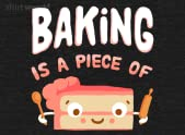 Baking is a Piece of Cake