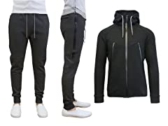 Men's Tech Fleece Jogger & Hoodie Set
