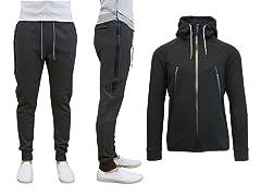 Men's Tech Fleece Jogger & Hoodie Set