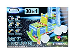 Blokko 30 in 1 LED Construction Set