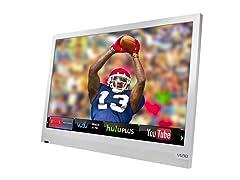 """VIZIO 24"""" 1080p LED Smart TV w/ Wi-Fi"""