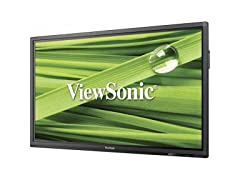 "ViewSonic CDE8451-TL-R 84"" Multi-Touch 4K Display"