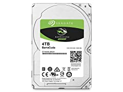 "Seagate 4TB Barracuda 2.5"" 15mm Hard Drive"