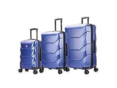 Dukap Zonix Lightweight Hardside Luggage