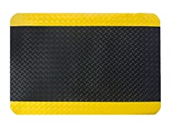 Diamond Dek Sponge 3' x 5' Anti-Fatigue Mat