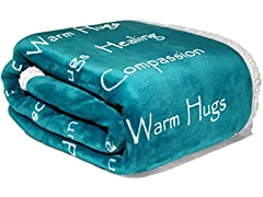 Wolf Creek Compassion Gift Blanket