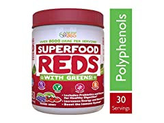 Superfood Vital Reds with Greens
