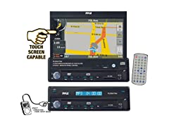 7'' In-Dash Motorized Touch Screen System