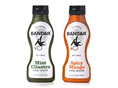 Bandar Monkey Sauce - 2 Pack