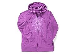 Women's Hoodie - Purple