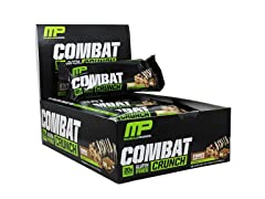 MusclePharm Combat Protein Bars- 12 Pack