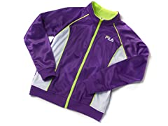 Tricot Track Jacket - Purple