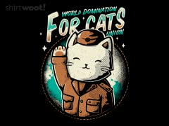 World Domination For Cats Union