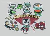 Supurrrr Friends