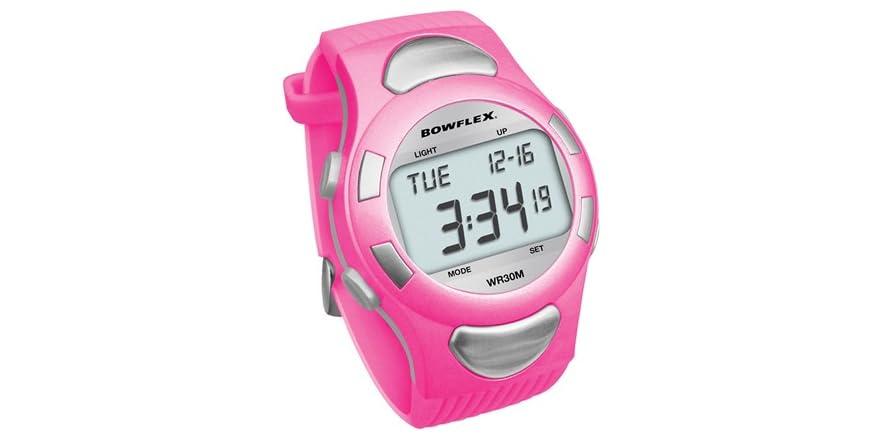 bowflex ez pro strapless heart rate monitor manual