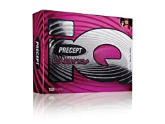 Bridgestone Golf Precept Lady iQ Pink Balls