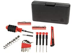 Sterling Tools 44-Piece Compact Tool Set