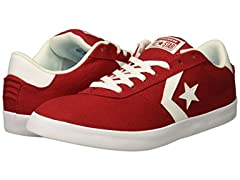 Converse Men's Point Star Canvas Low Top Sneaker