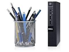 Dell Optiplex 9020 Intel Micro Desktops