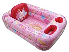Princess Inflatable Safety Tub