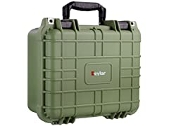 "Eylar Compact 13.37"" Gear Case Green"