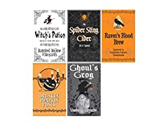 Amscan Spooky Halloween Party Stickers