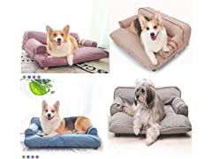 K1 Wickman Pet 2-in-1 Pet Couch Bed