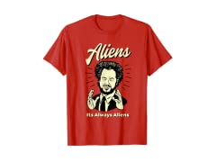 """Always Aliens"" Apparel"