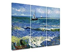 Seascape 3 piece set - 2 Sizes