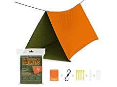 Swiss Safe Emergency Survival Tent