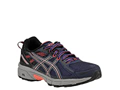 ASICS T7G6N.4990 12 Indigo Blue/Blk/Coral GEL-Venture 6