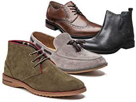 Men's Dress Footwear