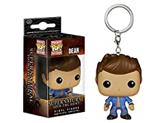 Funko Pocket Pop Keychain Supernatural Dean Figure