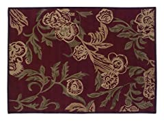 TRIO Red & Honey Rug- 3 Sizes