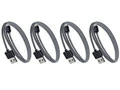 Apple Certified Purtech 10ft Cables
