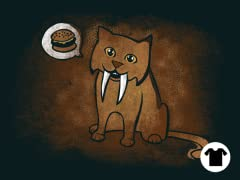 Sabertooth Can Haz Cheezburger?