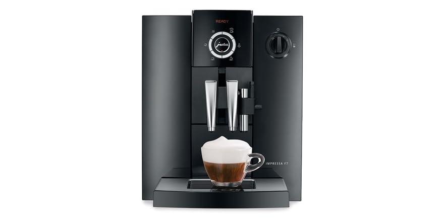 jura impressa automatic coffee center. Black Bedroom Furniture Sets. Home Design Ideas