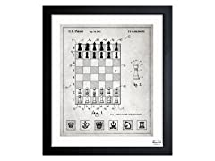 Chess Game And Method 2000 (3 Sizes)