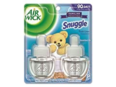 Air Wick Scented Oil Twin Refill Snuggle
