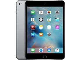 "Apple iPad Mini 4 7.9"" Wi-Fi Tablets"