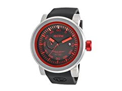 Torque Automatic, Black / Red