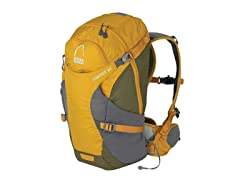 Sierra Designs Garnet 20 Pack, Yellow