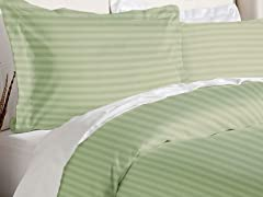 Duvet Cover Set-Sage-3 Sizes