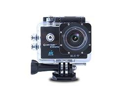 Zen Logic ZL-4KBK 4K HD Sports Camera Kit