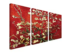 Van Gogh 'Red Almond Blossom' (2 Sizes)